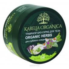 Травяной био-скраб для тела Organic Herbs 220мл