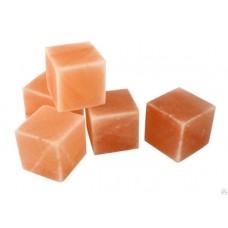 Соль д/бани гималайская кубик 200г