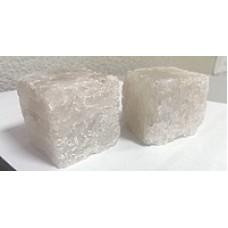 Cоль для бани природная чистая кубик 200г