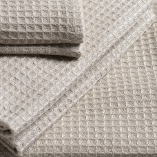 Полотенце (вафельная ткань ЭКО) 70х145 с держателем