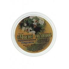 Мыло соляное Медовое 190 гр.