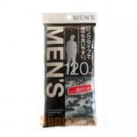 Мочалка для тела сверхжесткая мужская удлиненная 120см (Япония)