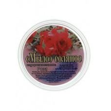 Мыло соляное Роза 190 гр.