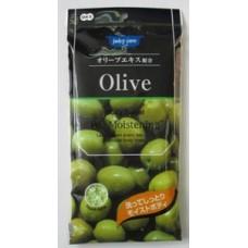 """Мочалка для тела с олеиновой кислотой """"Оливки"""" (Япония)"""