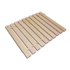 Коврик деревянный (липа) М13
