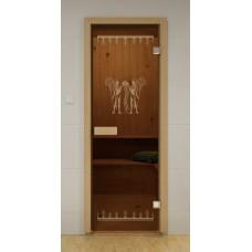 Двери с матировкой