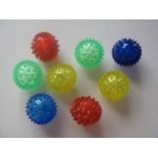 """Массажер медицинский для интенсивного воздействия """"Массажный шарик"""" в комплекте с 2 металлическими кольцевыми пружинами"""