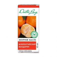 Масло для саун DR. LONG Флорентийский мандарин 10 мл
