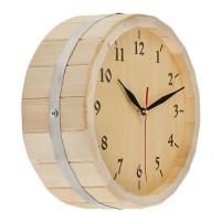 Часы в баню из дуба ЧД-30