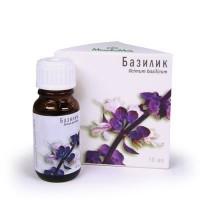 Эфирное масло для бани и сауны БАЗИЛИК 10 мл.