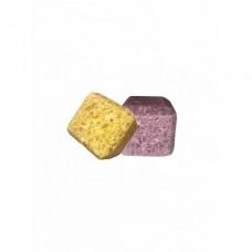 Соль д/бани с эфирным маслом лаванды кубик 200г