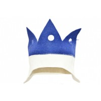 Шапка войлочная Корона