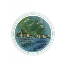 Мыло соляное Земляника 190 гр