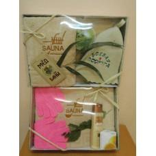 """Набор в подарочной коробке """"Для женщин"""" текстильный"""