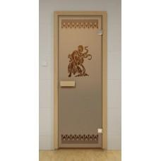 """Двери с матировкой """"Лацио""""(Бронза/Серая/Синяя).Габариты по коробке 690х1890 мм."""