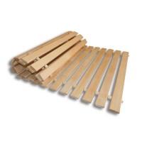 Коврик-лежак для бани деревянный  0,45 х 1,0 м